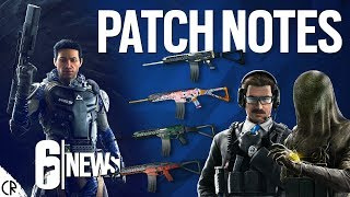 Patch Notes - Phantom Sight Nokk & Warden - 6News - Tom Clancy's Rainbow Six Siege