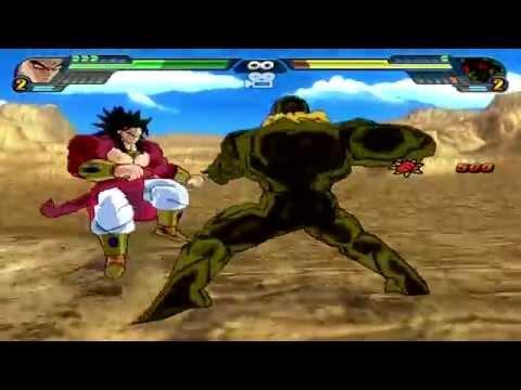 Broly Ssj4 Vs Bio-broly | Dragon Ball Z Budokai Tenkaichi 3 (mod) video