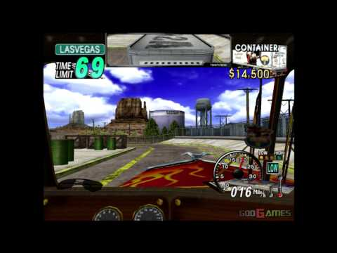 18 Wheeler: American Pro Trucker - Gameplay PS2 HD 720P