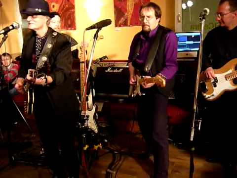 Pawnshop Bluesband: Pipeline live