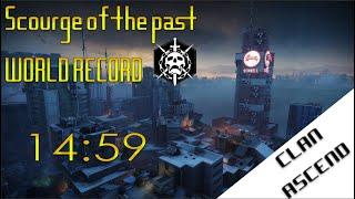 Speedrun Scourge of the Past - 14.59