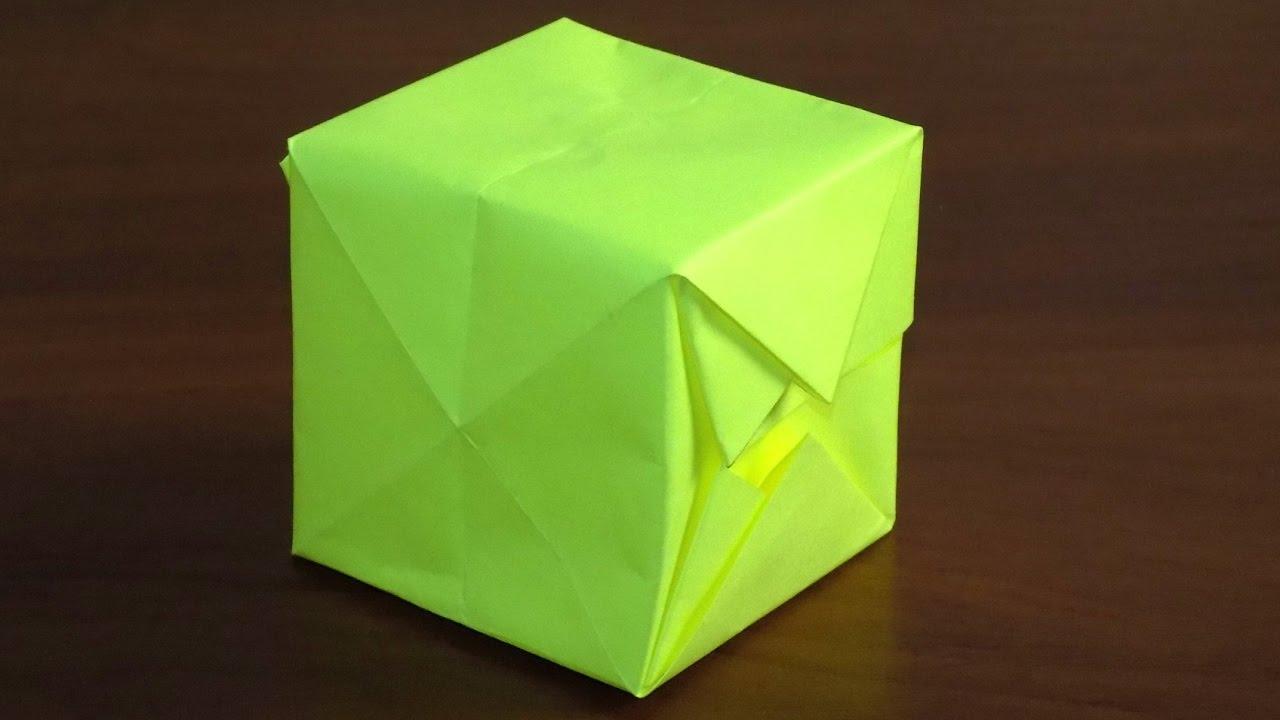 3d куб как сделать 199