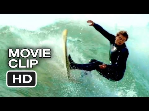Surfing, extrait de Chasing Mavericks