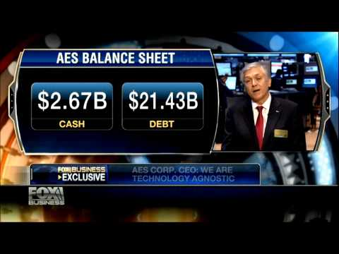 AES Fox Business 5.9.13