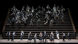 The Royal Opera Chorus On Performing Carmen The Royal Opera