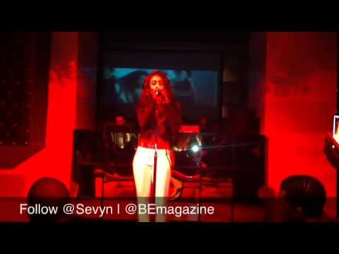 Sevyn Streeter LIVE in ATL | BE Entertained Magazine