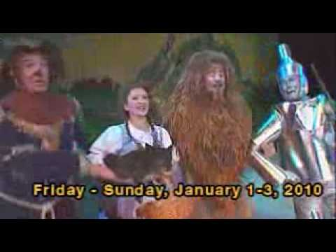 The Wizard of Oz - Broadway National Tour