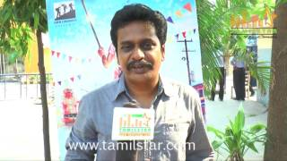 ST Suresh Kumar At Ivan Yaar Endru Therigiratha Movie Team Interview