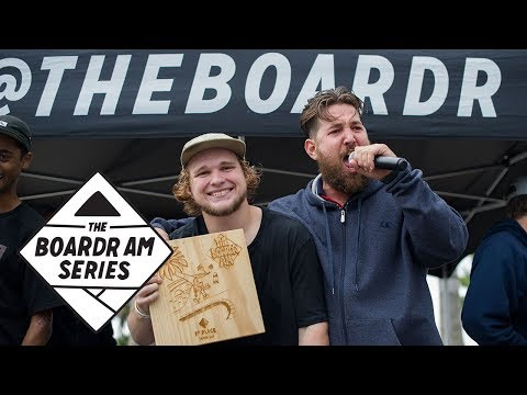 Remember when Jamie Foy won The Boardr Am?