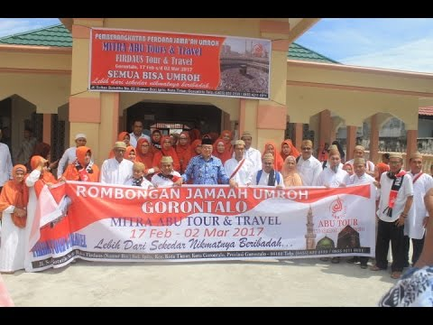 Video travel umroh gorontalo