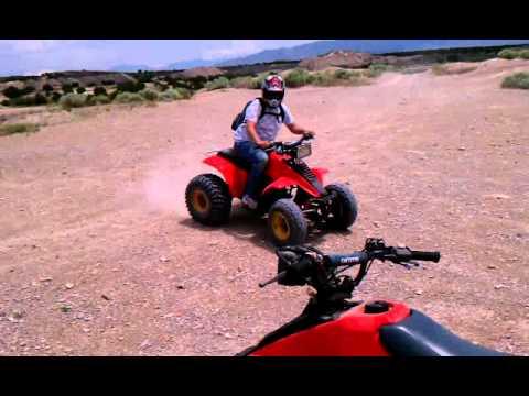 4wheeling suzuki lt230 quadsport utah