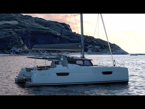 Astréa 42 - Fountaine Pajot Sailing Catamarans