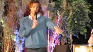 Torcon 2015 J2 Panel - J2 Talking About Richard As A Director