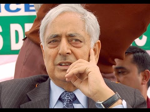 Row over Mufti Mohammed Sayeed and Hurriyat meet