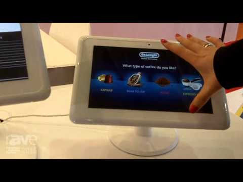 ISE2015: POPSCREENS Features Android and Windows Interactive Displays with Post Pad 10″