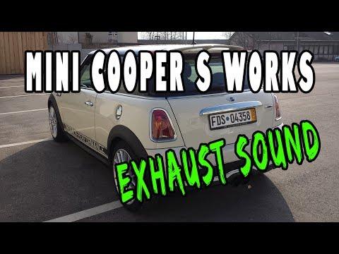 MINI Cooper S Works   www.theibach-performance.de