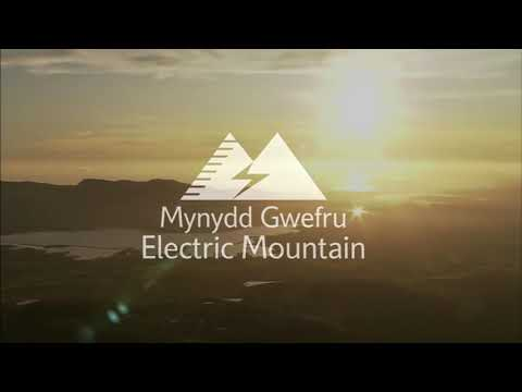 Electric Mountain - Hydroelectric power station