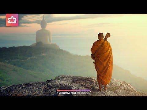 OM SHANTI OM Mantra with Tibetan Singing Bowls @432Hz || Peace Mantra || Buddhist Meditation Music