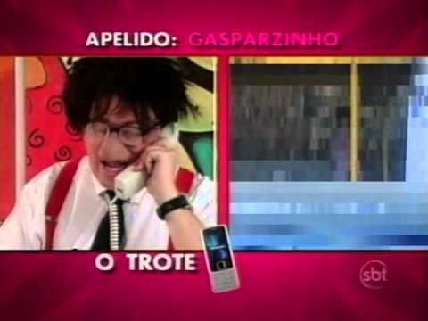 Trote do Santos: Gasparzinho
