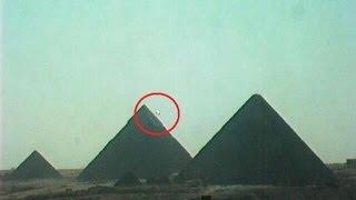 Piramitleri uzayllarm yapt  iste herseyi aciklayan