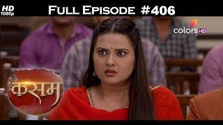 Kasam - 10th October 2017 - कसम - Full Episode