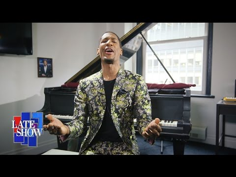 Jon Batiste Teaches You How To Jazz