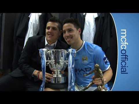 City 3-1 Sunderland | SAMIR ON GOAL | Nasri reaction