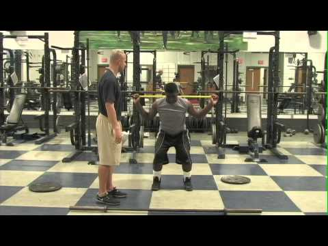 MVP Training: Olympic Lifting- Snatch Balance Image 1