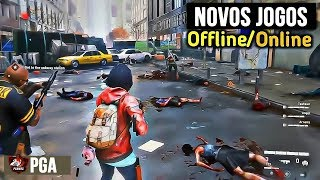 Top 10 Jogos NOVOS HD Para Android 2018 (OFFLINE & ONLINE) - Novos Jogos Para Android