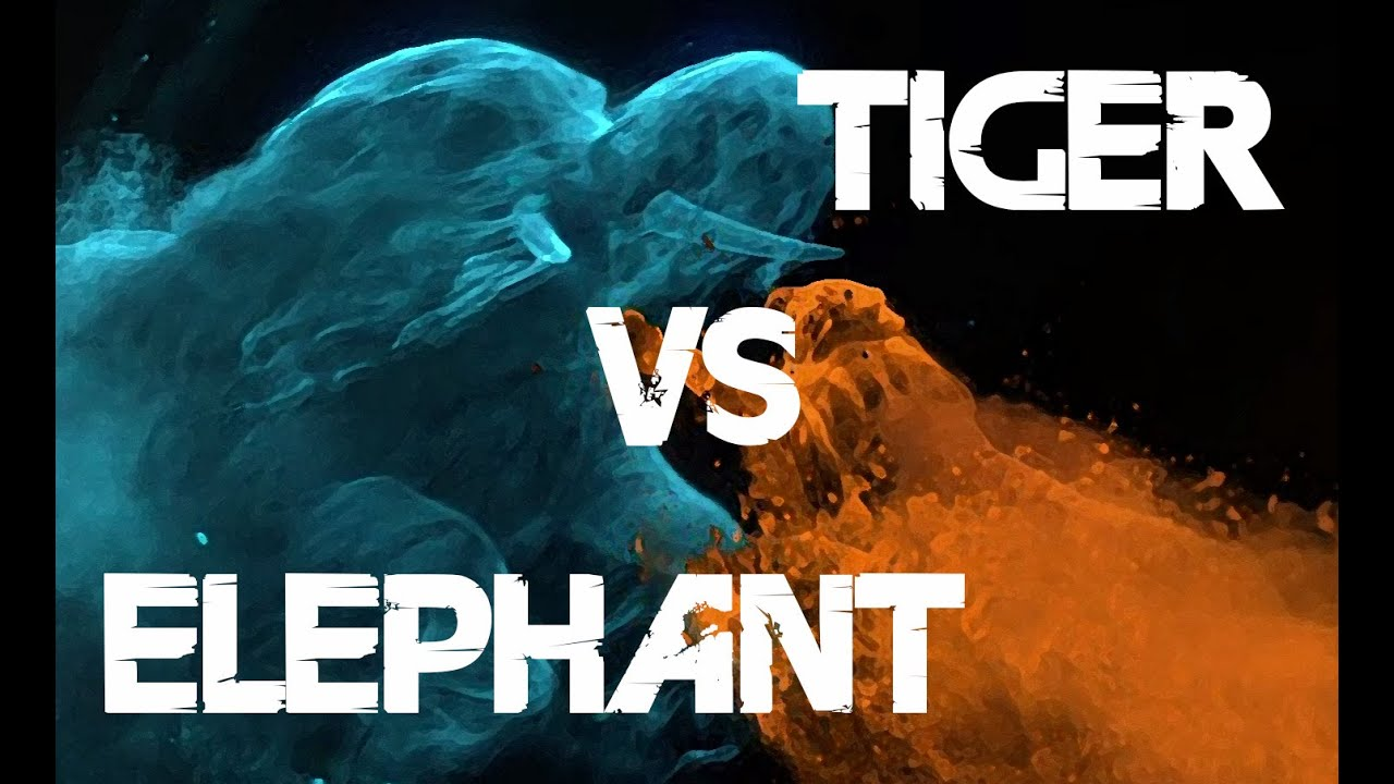 Far Cry 4 Elephant And Tiger Wallpaper Far Cry 4-elephant vs Tiger