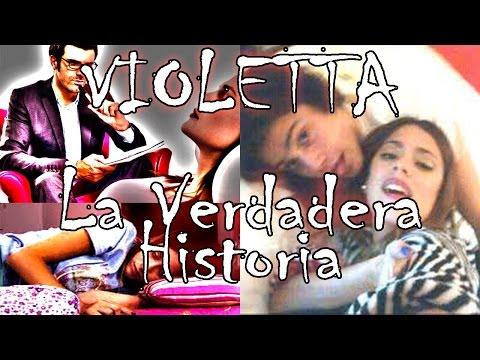 La verdadera historia de Violetta Disney Channel