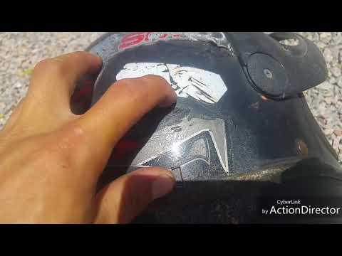 Test de perfuração no capacete qual fura mas 5.5 ou 4.5