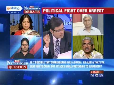 The Newshour Debate: Is Liyaqat Ali, a terrorist, being used as political advantage? (Part 3 of 3)