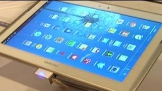 Samsung launches Galaxy Note 800 in India
