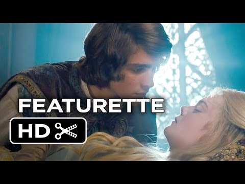 Maleficent Featurette - Playing A Princess (2014) - Elle Fanning Disney Movie HD