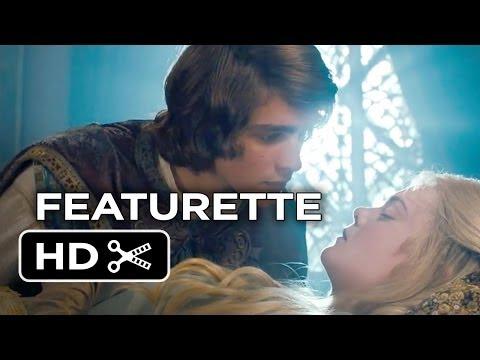 Maleficent Featurette - Playing A Princess (2014) - Elle Fanning Disney Movie HD