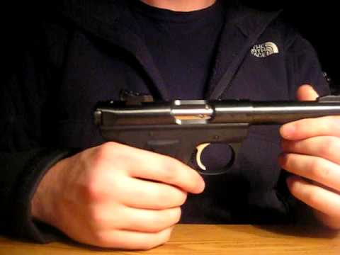 Ruger MK III Disassembly / Assembly