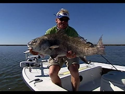 Addictive Fishing: Johnny Black - TROUT & REDFISH in Louisiana