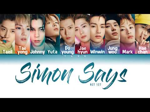 {Han/Rom/Vostfr} NCT 127 (엔시티) - Simon Says
