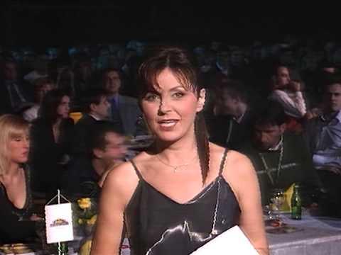 Midheta Kurspahić - Dobro veče i dobro došli @ Miss BiH 2004