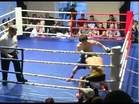 БОКС. Тедеев vs Додонов 63,5 кг.