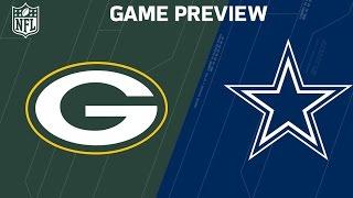 Packers vs. Cowboys | Randall Cobb vs. Ezekiel Elliott | NFL Divisional Round Previews
