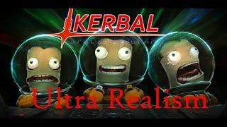 KSP Ultra Realism Part 3 - Space Science!