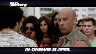 Fast & Furious 8 l Face Off l In Cinemas 13 April