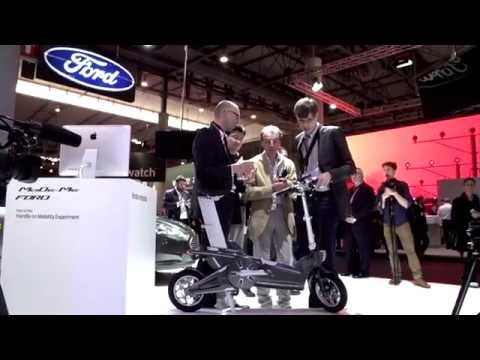 Ford at Mobile World Congress 2015