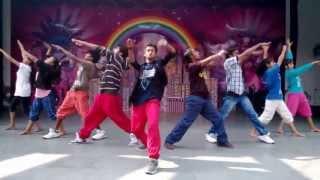 owsem likwid robotic hip hop mix dance performence