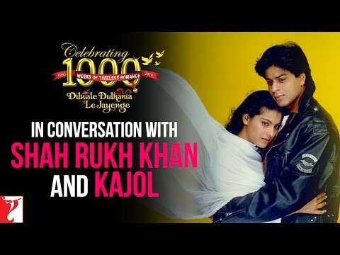 LIVE: In Conversation With Shah Rukh Khan & Kajol - Dilwale Dulhania Le Jayenge