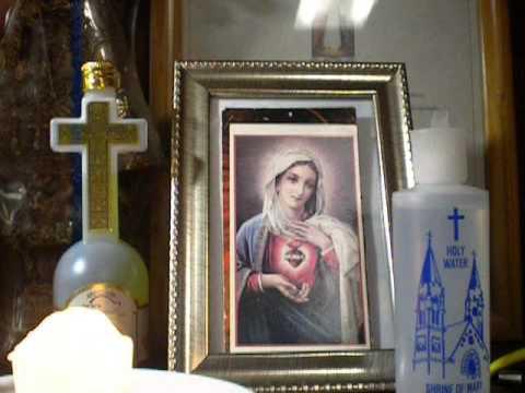 669/2000 AVE MARIA(in silence)/Spiritus Sancti/cover