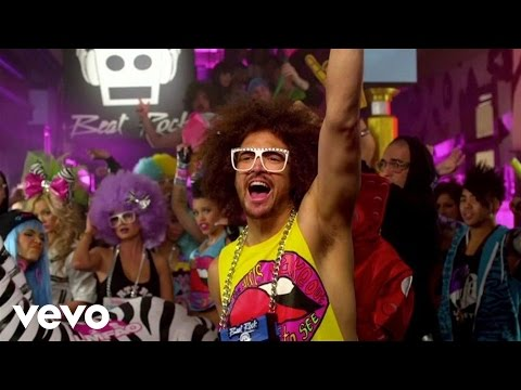 Смотреть клип LMFAO - Sorry For Party Rocking