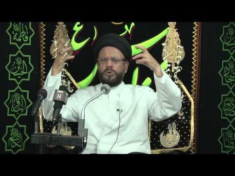 [freedom Of Thought] - Majalis 5 - Maulana Sayyed Mohammad Zaki Baqri - Moharram - Safar 1436 Ah video